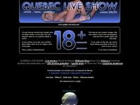 quebec-live-show : live show x show érotiques webcam sexy sexe live