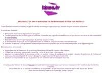 www.kinoo.fr - site de rencontres 3esexe (trav, travestis, trans .